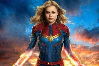 Capitana Marvel se convierte en la película más taquillera de este año en su primer finde