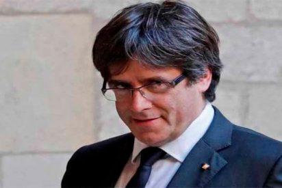 El Parlamento Europeo deja en evidencia la patraña de la vuelta a España del golpista Puigdemont