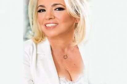 Kiosko Rosa: Así luce Carmen Borrego tras operarse
