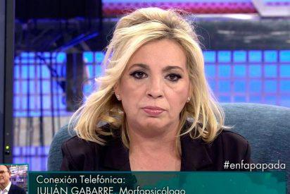 """Carmen Borrego confiesa que se ha sentido """"vejada"""" en Sálvame"""