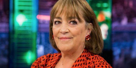Carmen Maura deja con el culo aire a las feministas y dedica su premio a los hombres