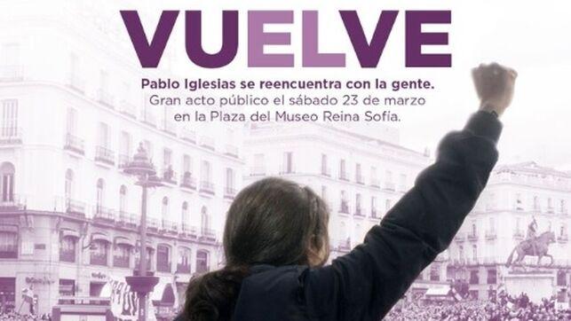 El triunfal regreso del 'macho alfalfa' Iglesias con Carmen Lomana deja en bragas a Podemos