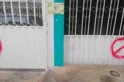 Estigmas de odio: Las casas de opositores marcadas por paramilitares chavistas en la frontera de Venezuela con Colombia