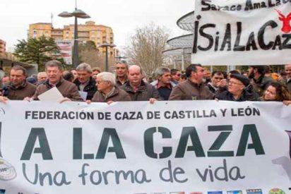 La España rural se manifiesta hoy en Madrid en defensa de la caza y de la libertad
