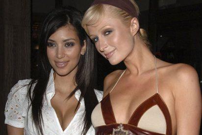 Como en los viejos tiempos: Kim Kardashian y Paris Hilton se van de fiesta