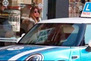 ¡PELIGRO! Chabelita Pantoja vuelve a la autoescuela tras perder todos los puntos del carnet de conducir