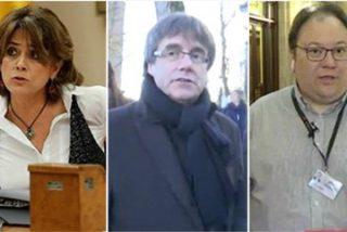 'Chani' reparte cera al prófugo Puigdemont y a los tibios que no le amenazan con la cárcel a su vuelta como eurodiputado