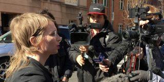 La ex espía de la CIA Chelsea Manning, de vuelta a la cárcel