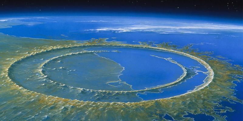 El crater de Chicxulub revela lo que ocurrió unas horas después de que cayera el enorme asteroide que cambió la historia de nuestro planeta