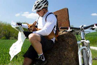 ¿Puedo recorrer los Montes Apeninos en bicicleta?