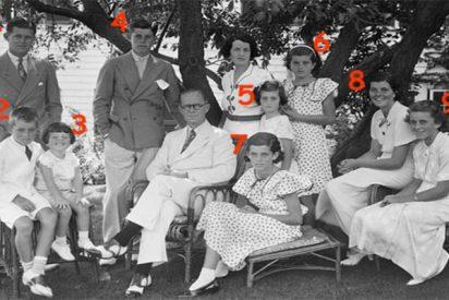 La triste historia de Rosemary, la hermana de J.F. Kennedy a quien su padre mandó a lobotomizar