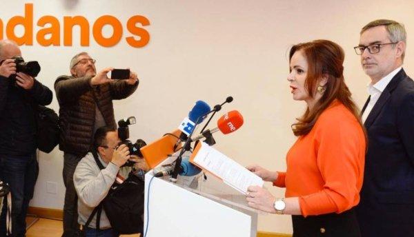 Vaya liada tienen en Ciudadanos Castilla y León