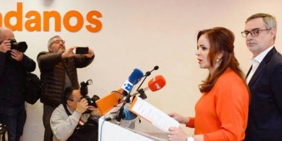 """El pucherazo de la paracaidista de Rivera en CyL abochorna a Ciudadanos: votos de madrugada y """"cosas muy chocantes"""""""