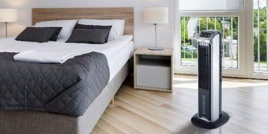 ¿Cómo funcionan los climatizadores evaporativos?