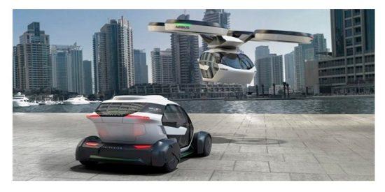 ¿Sabes cuál será la primera ciudad en cargar los coches eléctricos por el aire?