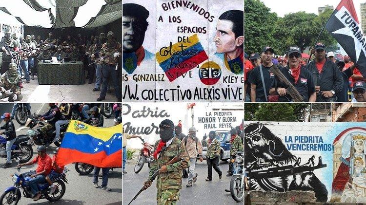 """""""Nicolás Maduro prepara un enfrentamiento entre hermanos tras llamar a la 'resistencia activa' de los grupos paramilitares"""""""