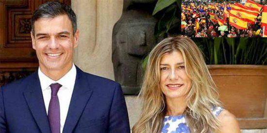 """Federico J. Losantos: """"Begoña y su marido Pedro contra la España de Colón"""""""