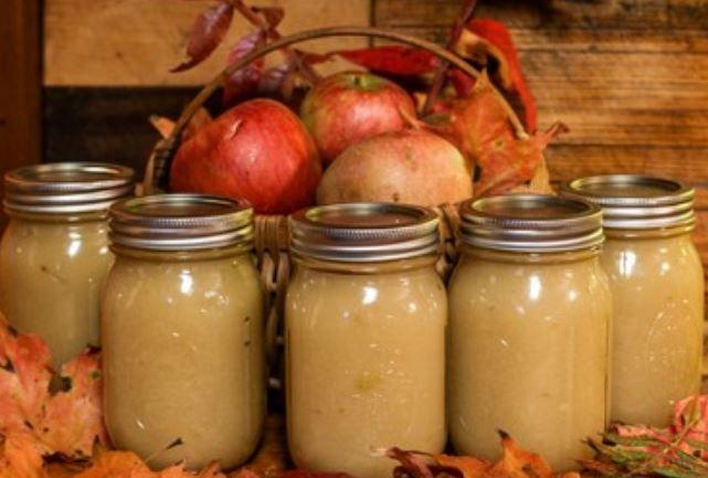 Compota de manzana fácil