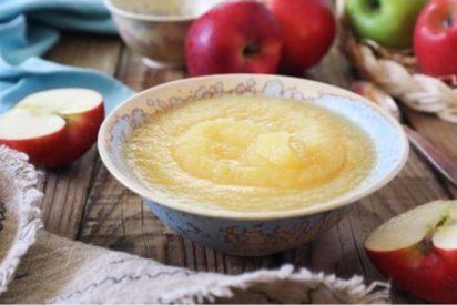 Compota de manzana fácil🍎