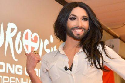 Thomas Neuwirt 'mata' a Conchita Wurst, ganadora de Eurovisión en el 2014