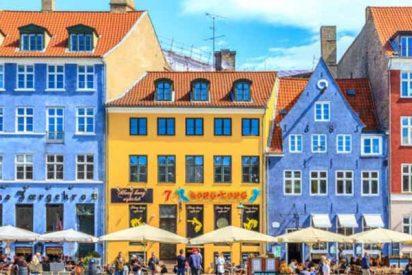 Vuelos baratos a Dinamarca