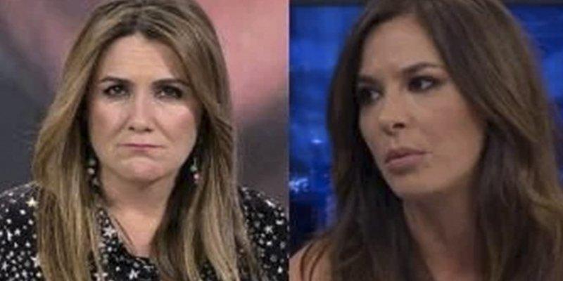 Una cabreada Carlota Corredera responde con dureza a Mamen Mendizábal por sus palabras contra 'Sálvame'
