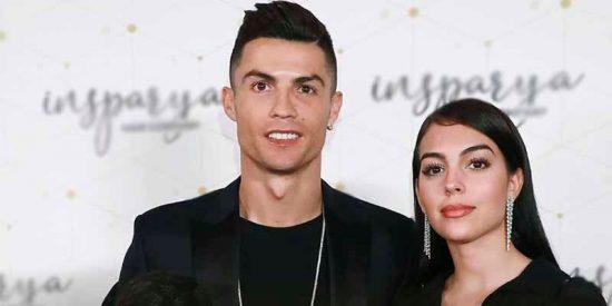 Cristiano Ronaldo y Georgina arrasan en su trunfal vuelta a Madrid