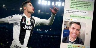 """Patrice Evra desveló un íntimo chat de Whatsapp con Cristiano Ronaldo: """"Los aplastaremos en casa"""""""