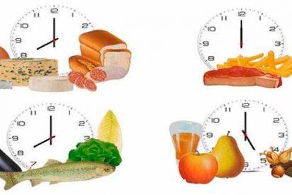 Dieta: Razones de peso para comer a la una de la tarde y cenar antes de las nueve