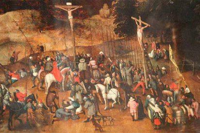 Italia: Roban de una iglesia la 'Crucifixión' del pintor Brueghel el Joven