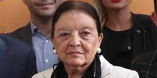 Muere a los 78 años la entrañable Cuca Solana, impulsora de la pasarela Cibeles