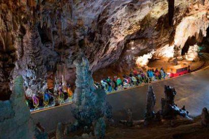 Lugares maravillosos: Cueva de Postojna, Eslovenia