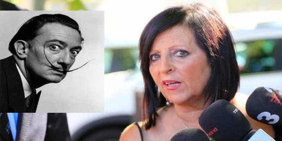 Encuentran muerta en un banco a la hija de Pilar Abel, la mujer que decía ser hija de Salvador Dalí