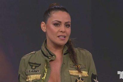 El desnudo 'a la mexicana' de Dayana Garroz, estrella de Telemundo