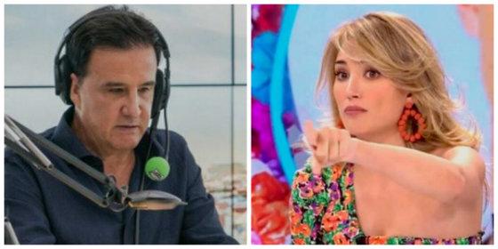 """La rencorosa de Alba Carrillo deja bizco a José Ramón de la Morena con un salvaje ataque: """"Machistorro"""""""
