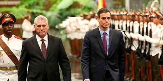Venezuela: España tiembla por las nuevas sanciones de Trump a empresas extranjeras en Cuba