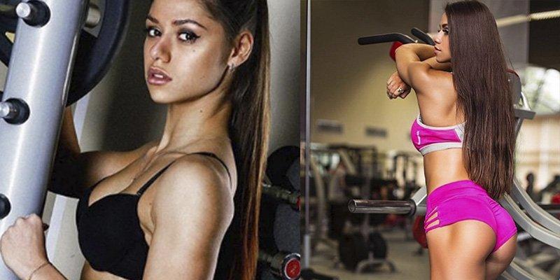 Diana Volkova, la nueva diva rusa del fitness