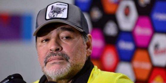 Maradona arremete contra los argentinos que quieren naturalizarse mexicanos