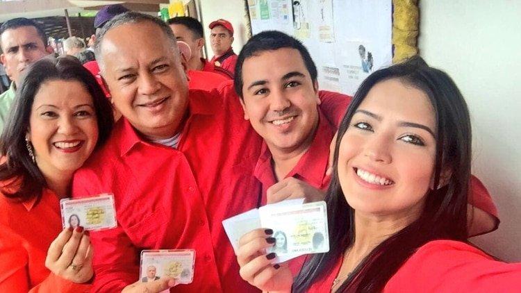 Los lujos que ostentan las familias de la dictadura venezolana