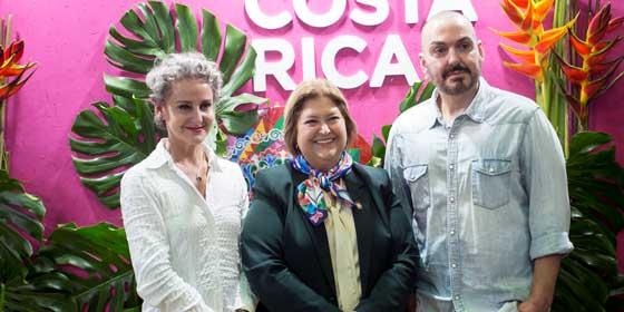 Colección inspirada en Costa Rica se presentará en la MBFW de Madrid