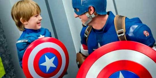 Disneyland Paris: Temporada de los Superhéroes Marvel