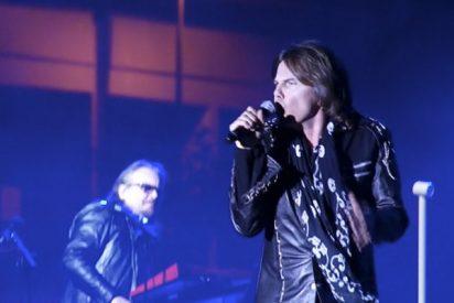 El lleno absoluto para ver a la banda sueca Europe en Tenerife demuestra que los canarios prefieren el buen rock a la salsa