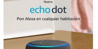 Echo Dot black friday
