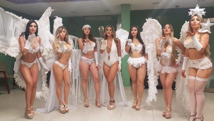 Al estilo Victoria's Secret: El inusual desfile en lencería para conmemorar la Expropiación Petrolera en Veracruz