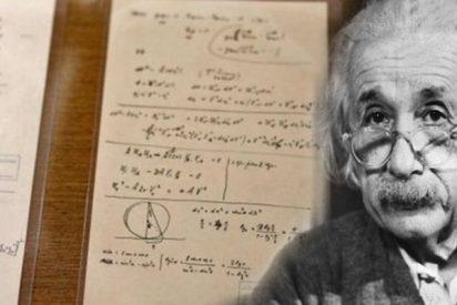 La inquietante confesión de Einstein que no se había descubierto hasta ahora