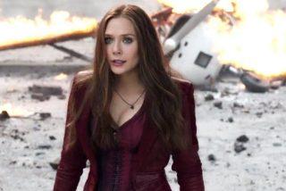 Fotos: Las imágenes íntimas filtradas de Elizabeth Olsen, la Bruja Escarlata de Los Vengadores