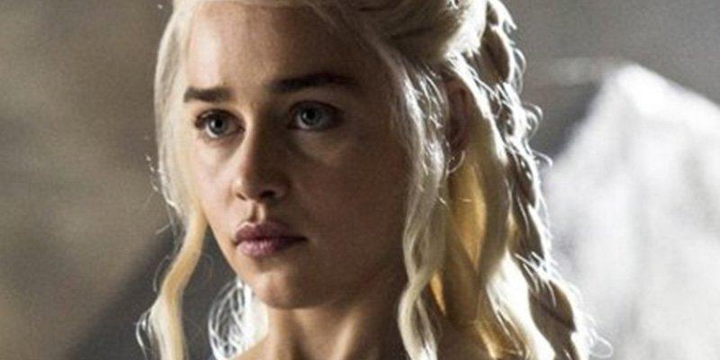 """Emilia Clarke: Estuve a punto de morir tras la primera temporada de """"Game of Thrones"""""""