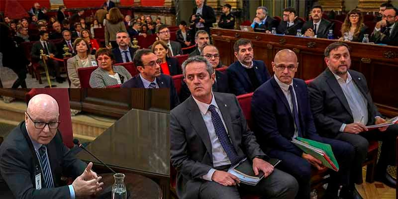 Diario del juicio del 'procés': los mandos de los Mossos señalan a Puigdemont y a los golpistas en el banquillo