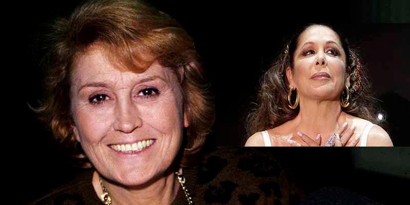 La foto prohibida de Isabel Pantoja y Encarna Sánchez que se revela 23 años después