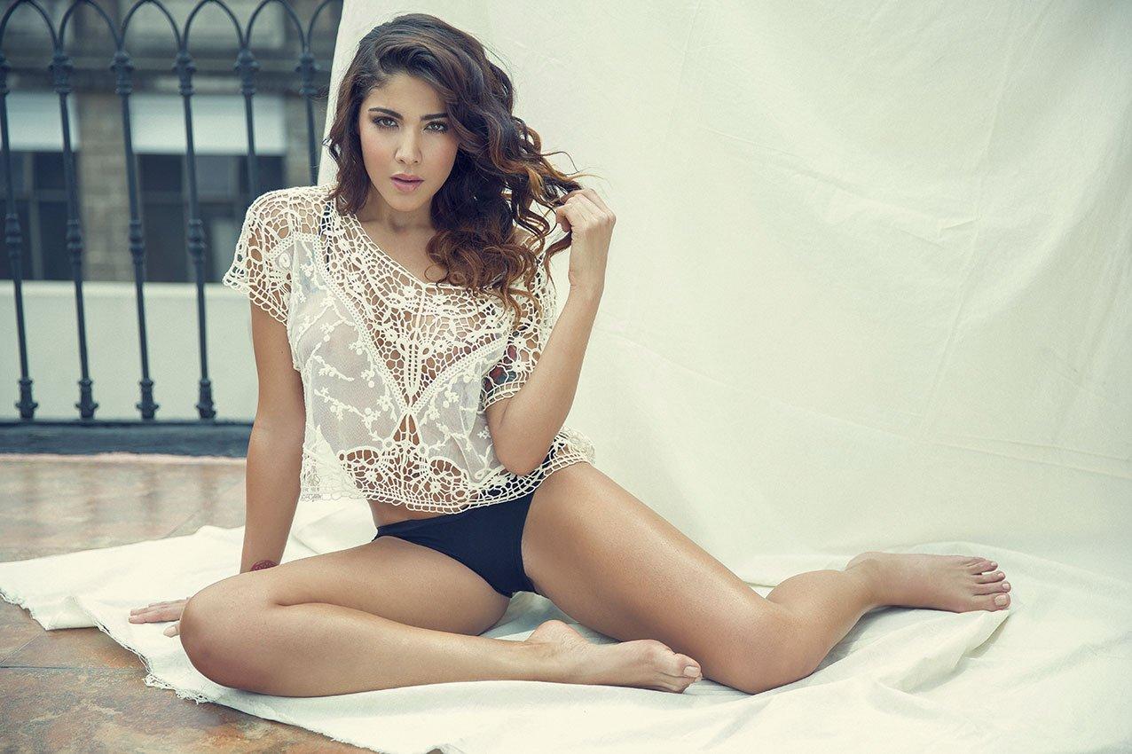 Totalmente desnuda: Así mostró su bronceado Erika Fernández, estrella de FOX sports